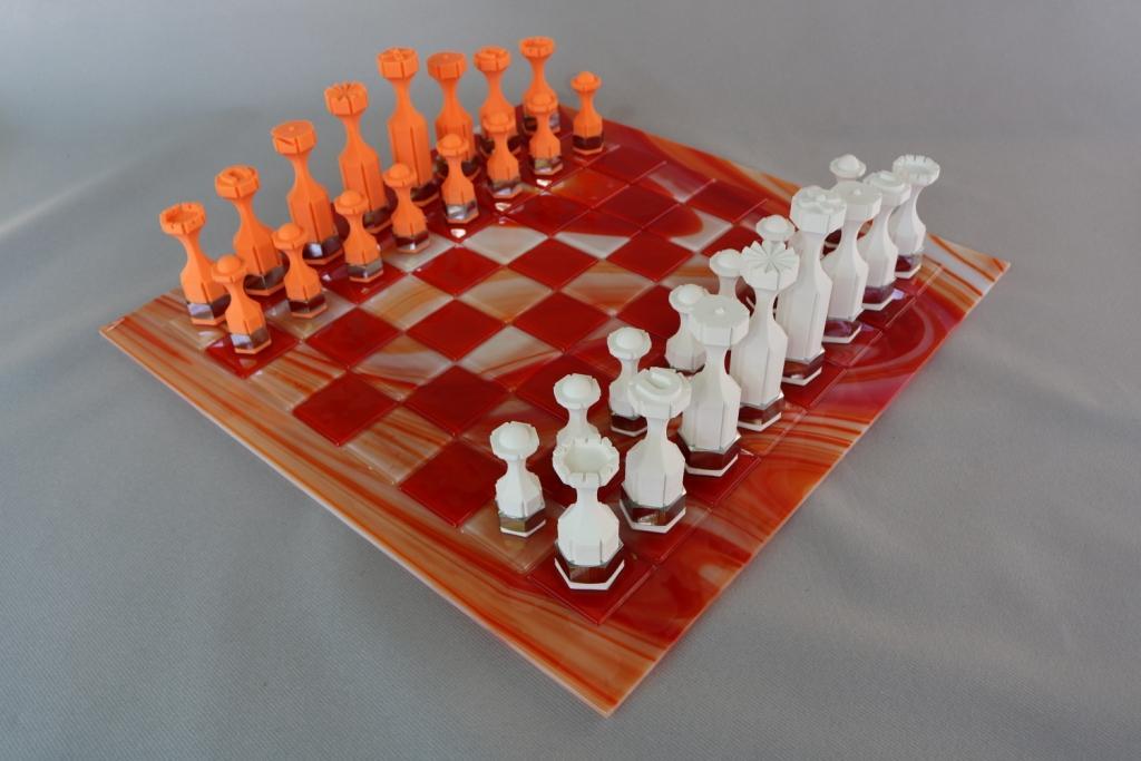 21 - jeu hexagonal creux avec base inox : 600€