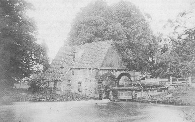 Lage Watermolen 1883