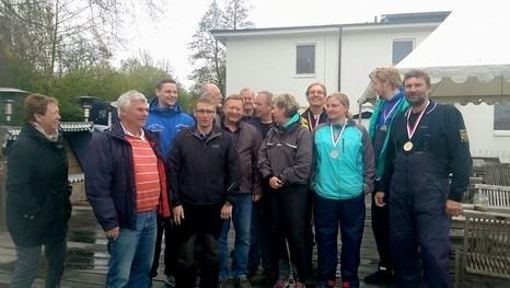 BSV Regatta Teilnehmer
