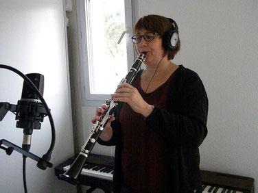 Nathalie Boquillet - clarinette
