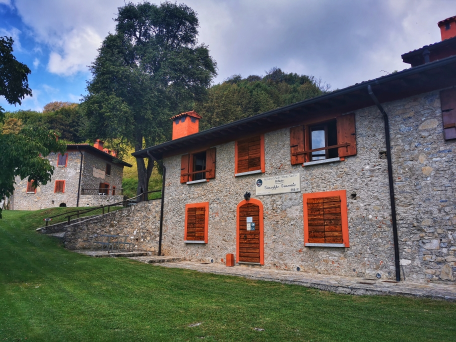 ... das Rifugio Granata erreicht ist