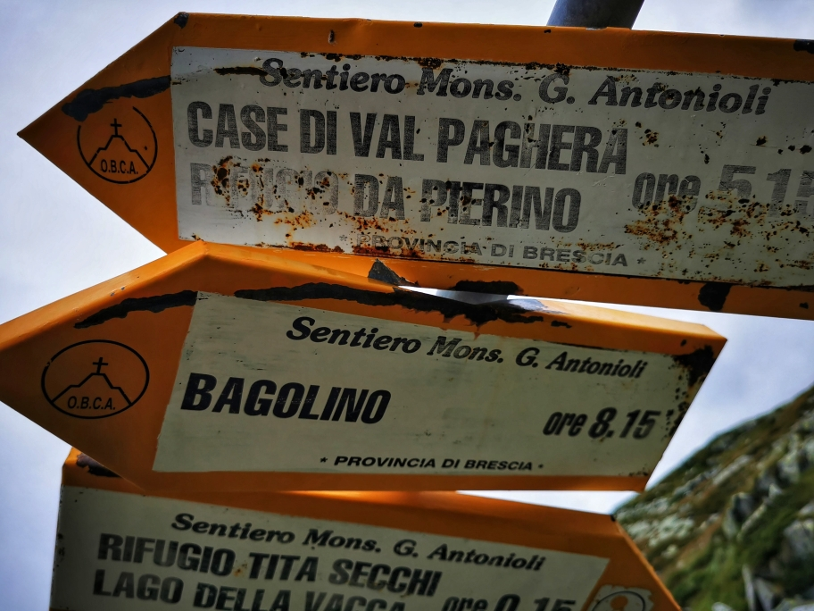 8,25 Stunden bis Bagolino 😐