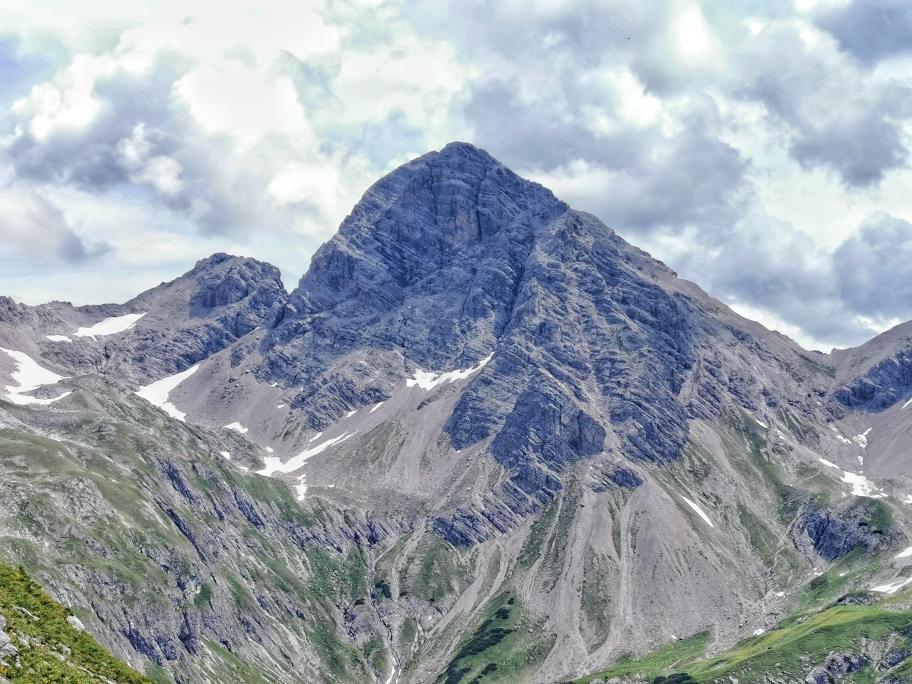 Der höchste im Allgäu: Großer Krottenkopf 2.656m