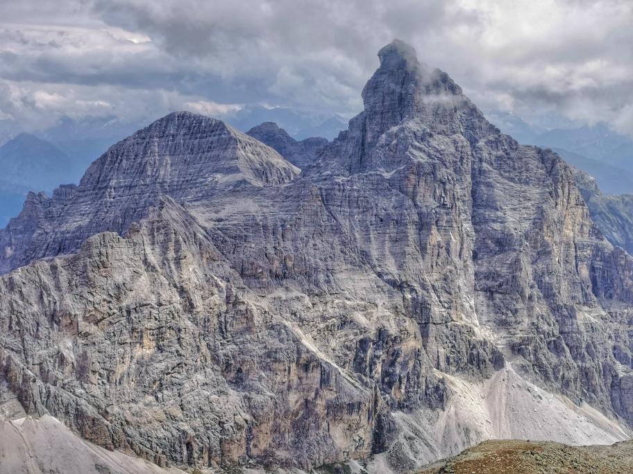 Der mächtige Tribulaun 3.097m