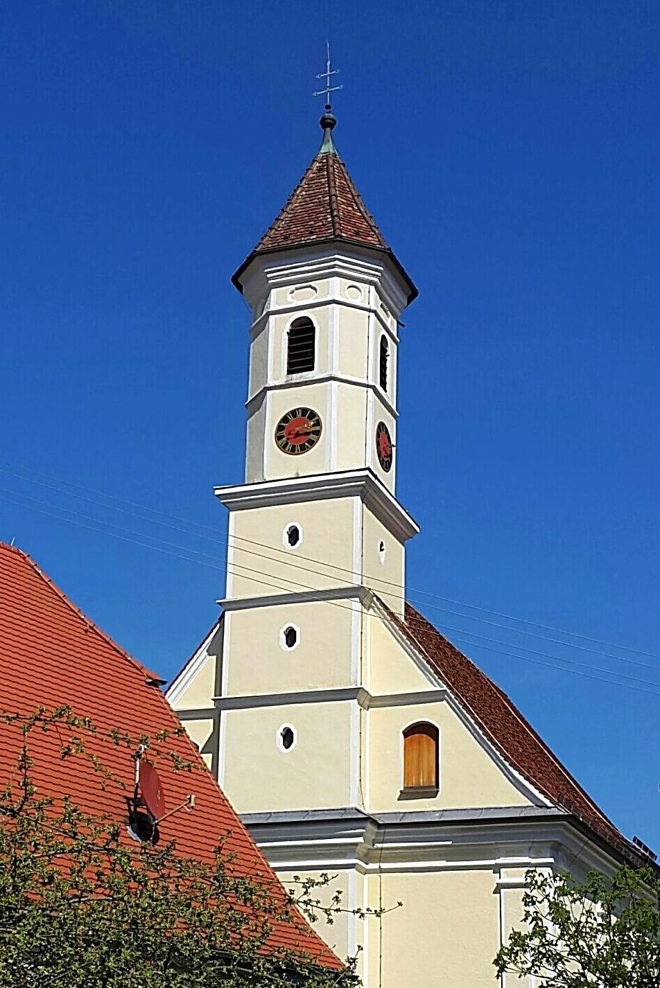 St. Gallus, Mühringen