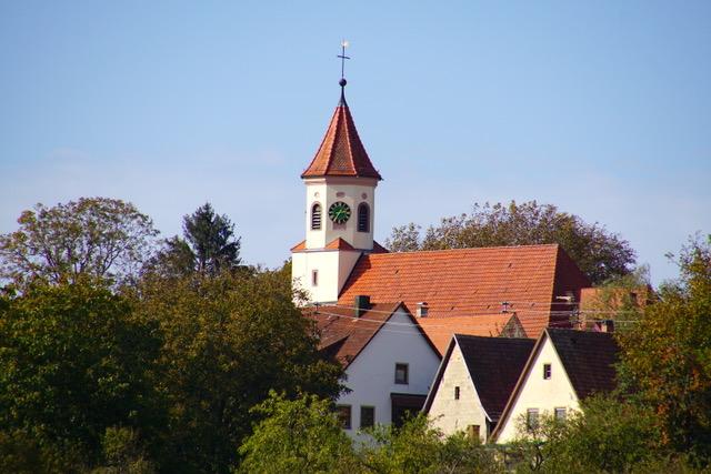 St. Stephanus, Wiesenstetten