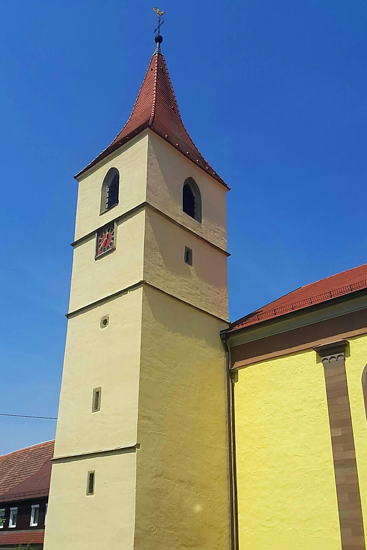 St. Konrad, Ahldorf