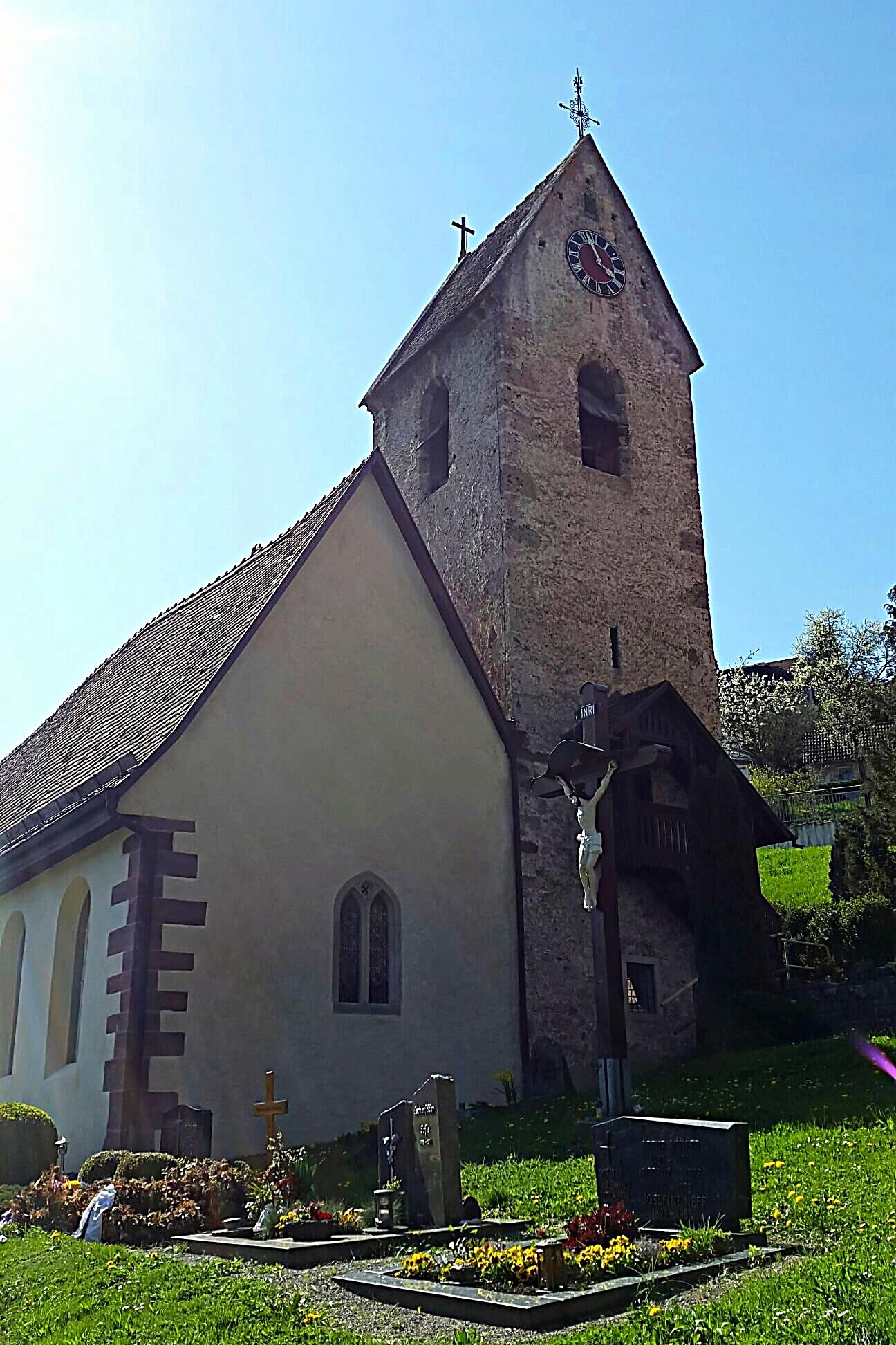 St. Jakobus, Ihlingen