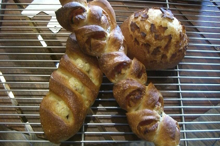 フランス調理パン