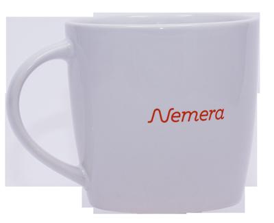 """Keramiktasse """"Emilia"""", Firma Nemera."""