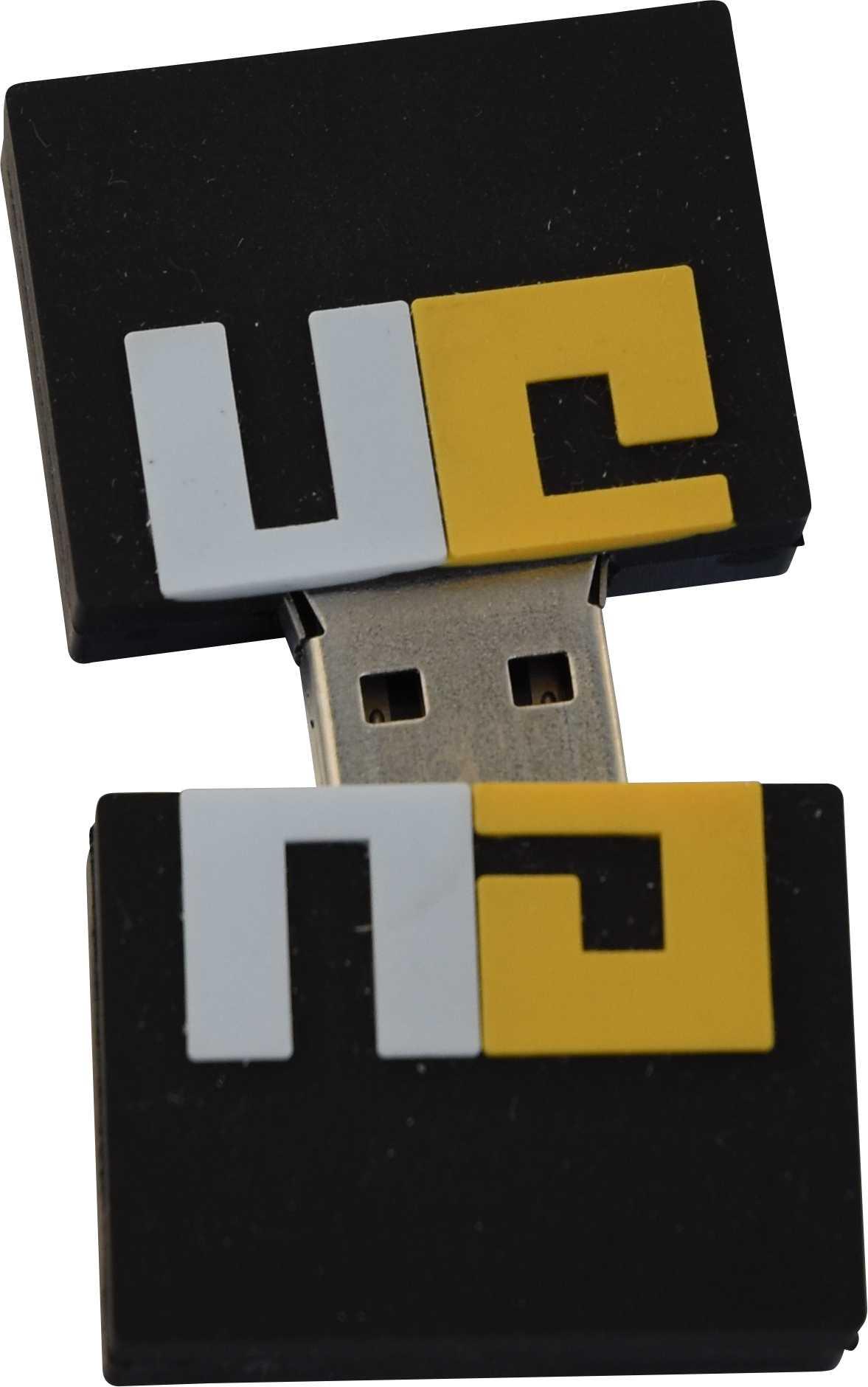 USB Stick Sonderproduktion für Heinrich Schmid, Eschbach.
