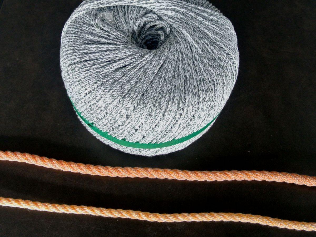 繊維ロープと強度、点検廃棄基準 - 土谷ロープはロープの専門 ...