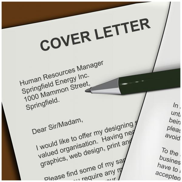 Path To Employment: The Cover Letter   Church Job Fairs, Working For A HIRE  Cause  How To Make A Cover Resume