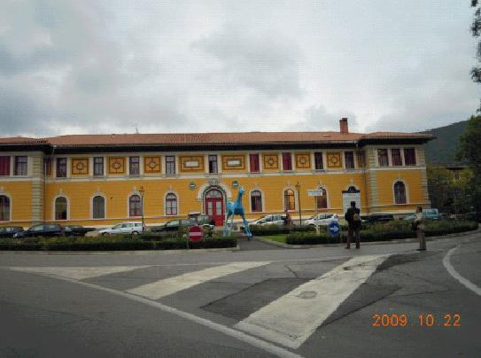 トリエステ・サンジョバンニ医院