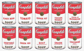Campbells Dosen-Suppen