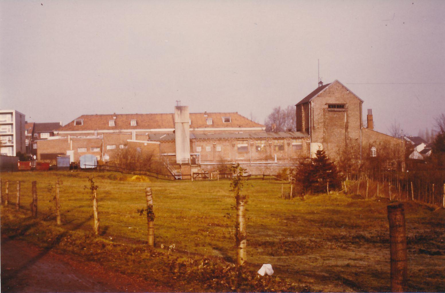 Rückansicht 1985
