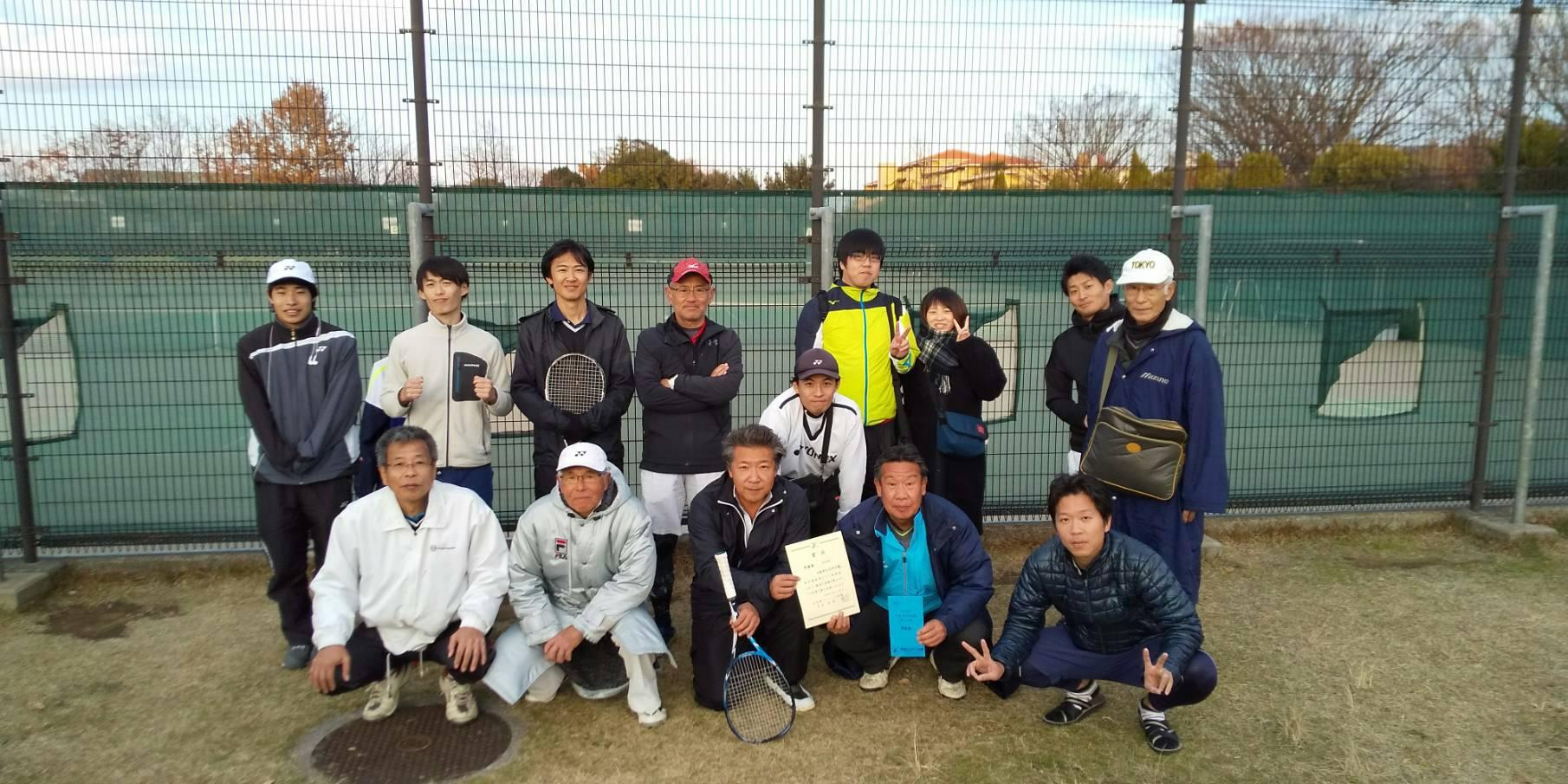 2019.12.15_東京都クラブ戦 12部へ昇格!