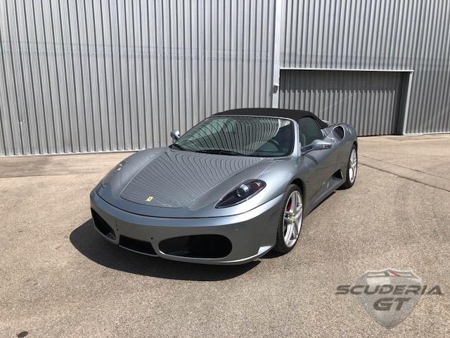 Ferrari F430 Spider F1 in Grigio Titanio (SOLD)