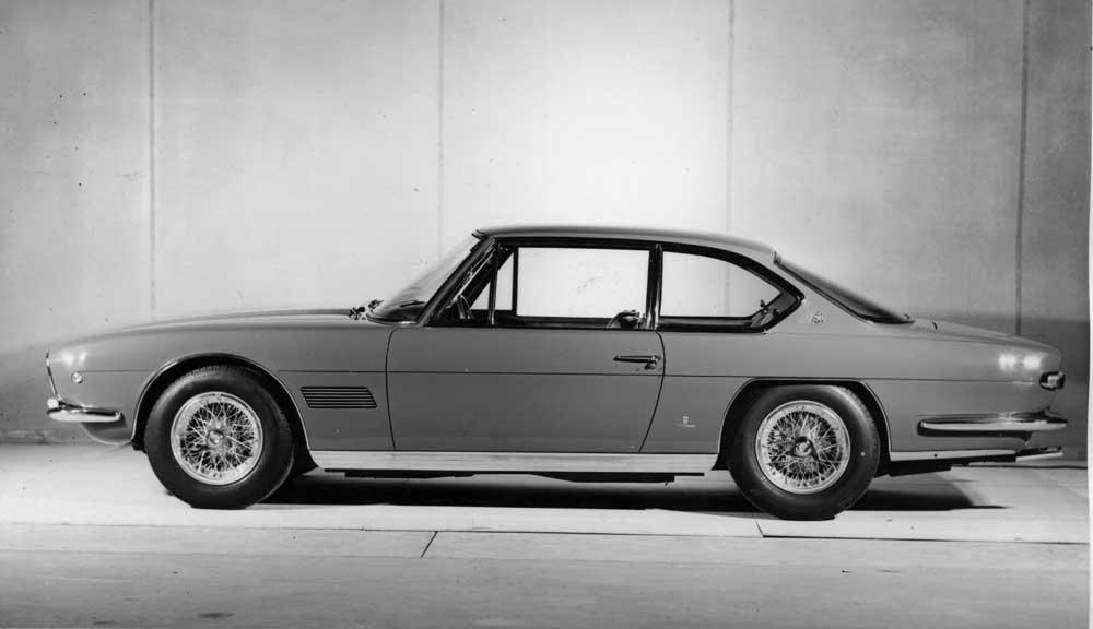 Maserati Mexico, das 55. Jubiläum einer italienischen Stilikone