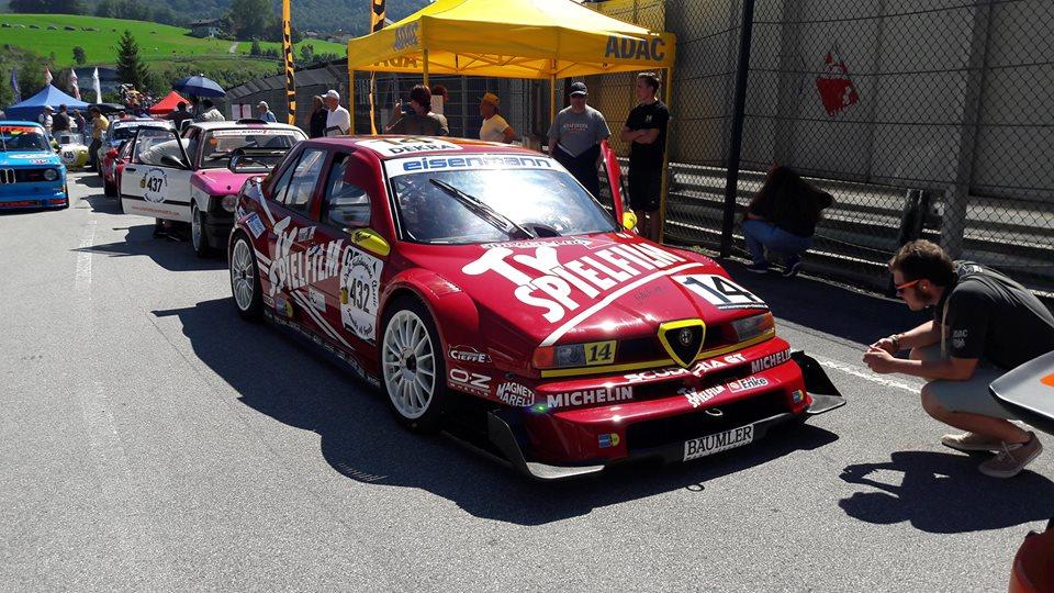 Alfa Romeo 155Ti V6
