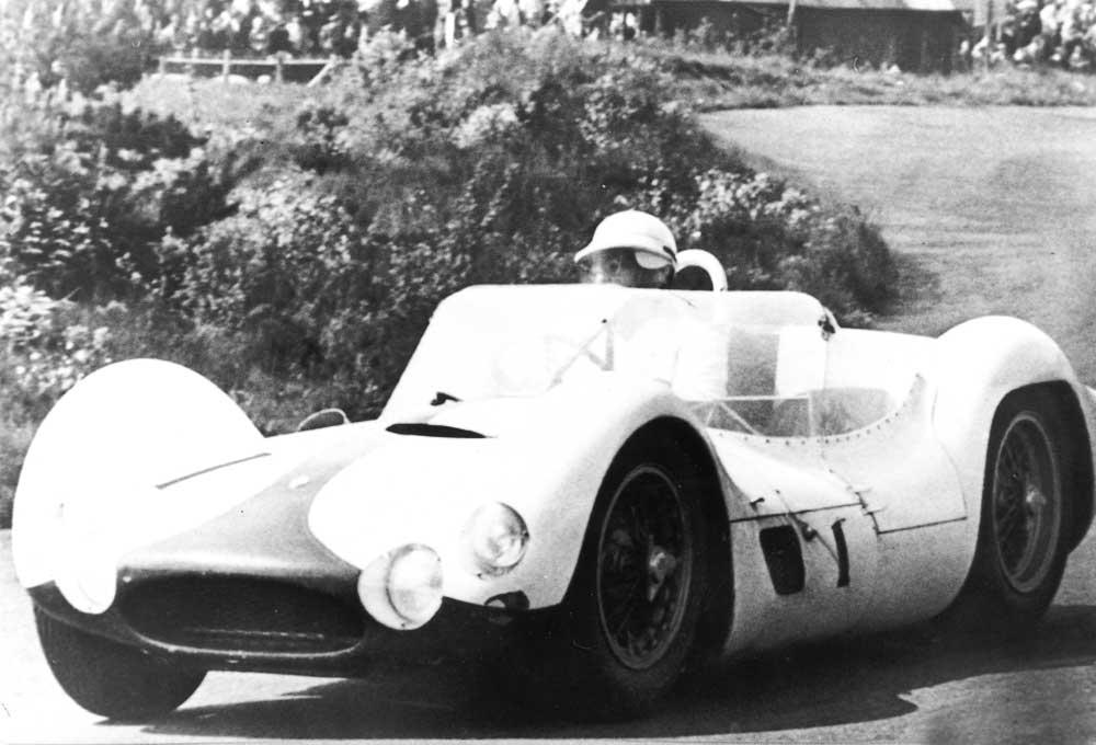 Maserati Tipo 61: Der 60. Jahrestag seines Triumphs auf dem Nürburgring