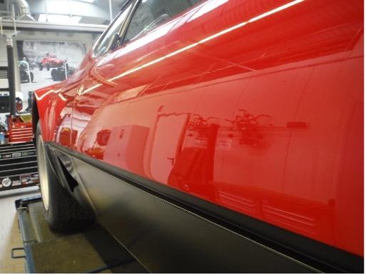 Ferrari BB: Genaueste Passungen, Spaltmaße und eine Top-Lackierung, die höchsten Scuderia GT-Ansprüchen genügen