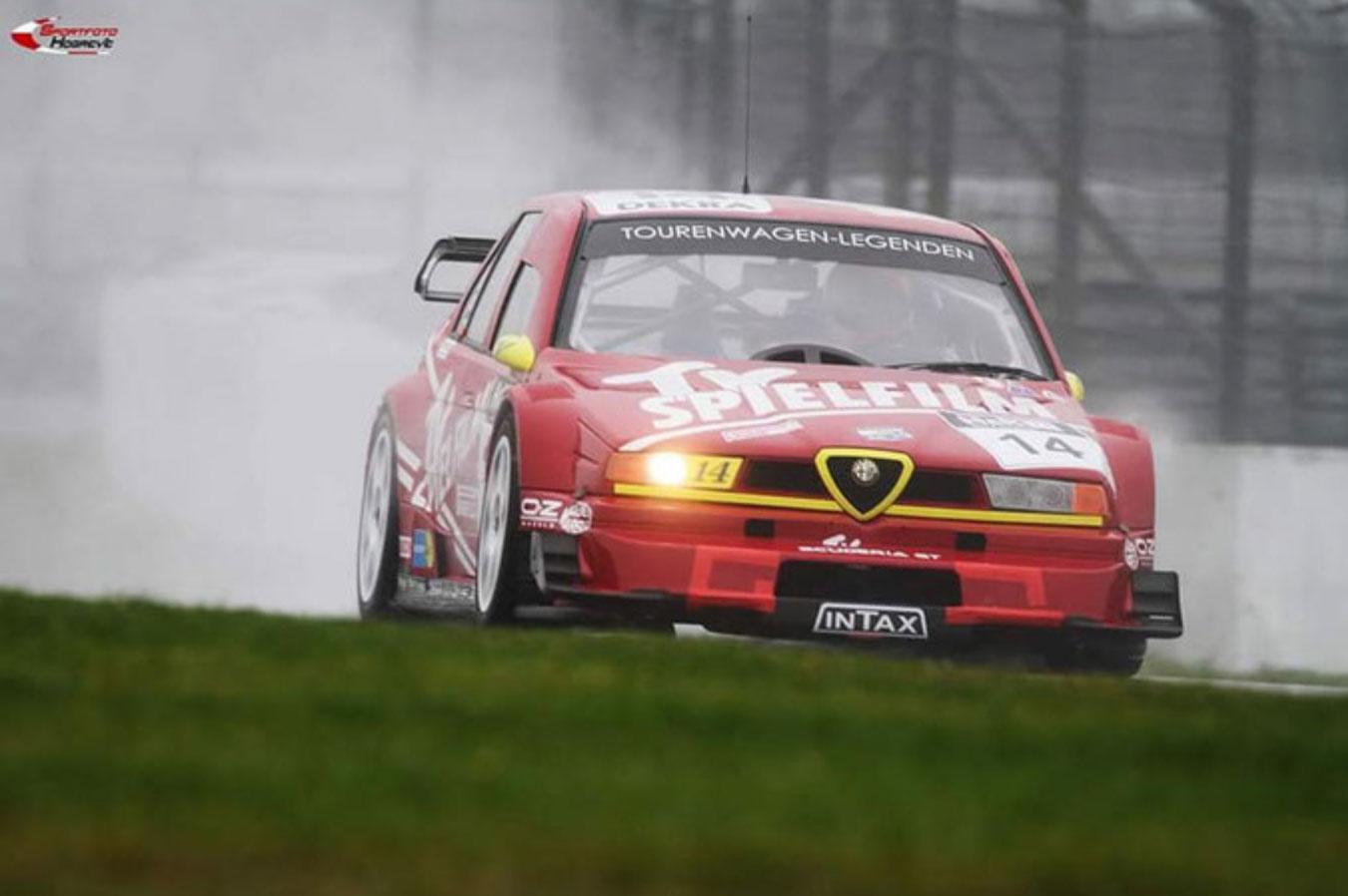 Motorsport-Abenteuer wie einst : Meisterschafts-Sieg für Scuderia-GT