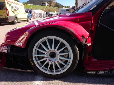 Ein phantastisches Wochenende am Salzburgring: Pole und Sieg für die Scuderia GT