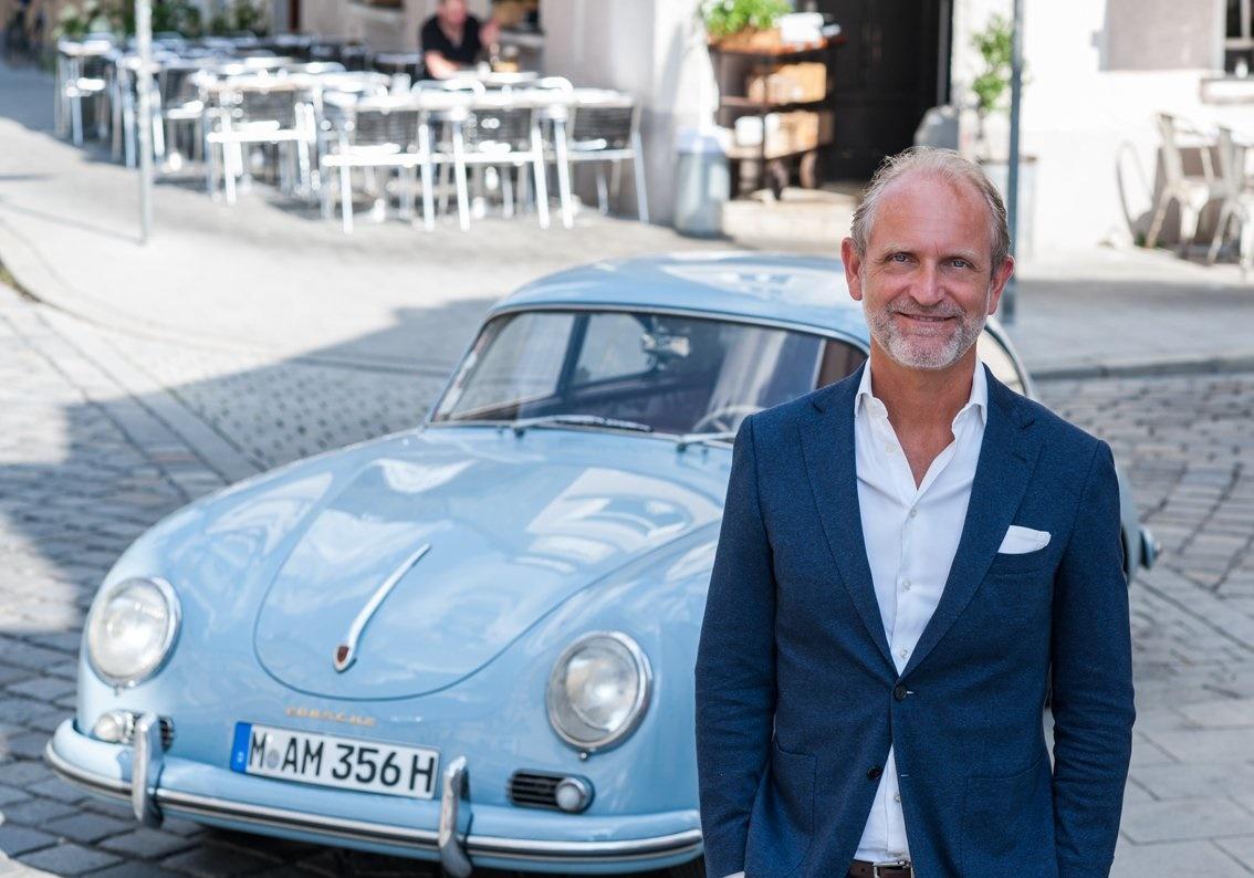 Motorenflüsterer sprach mit Marcus Görig - Automobilexperte von RM Sotheby's
