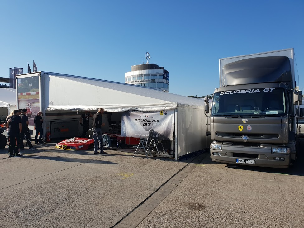 Alfa 155 V6 Ti ITC am Hockenheimring