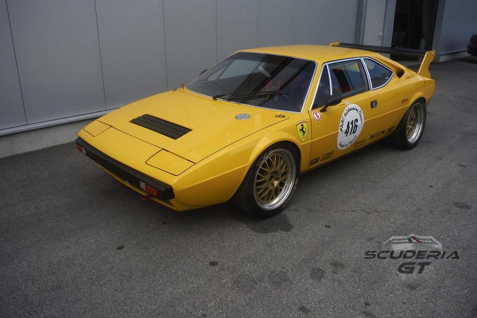 Ferrari Competizione (SOLD)
