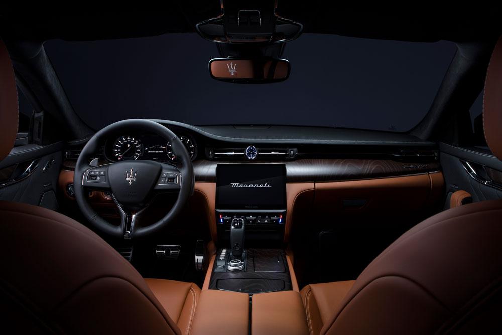 New Maserati Quattroporte GTM