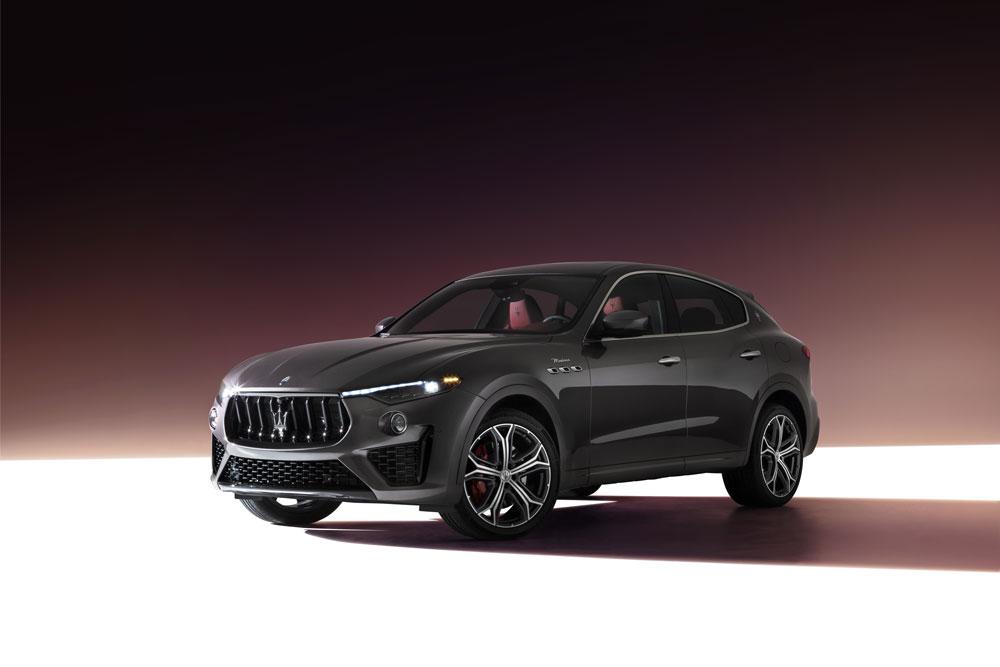 Maserati stellt drei neue Ausstattungsvarianten für Ghibli, Quattroporte und Levante vor