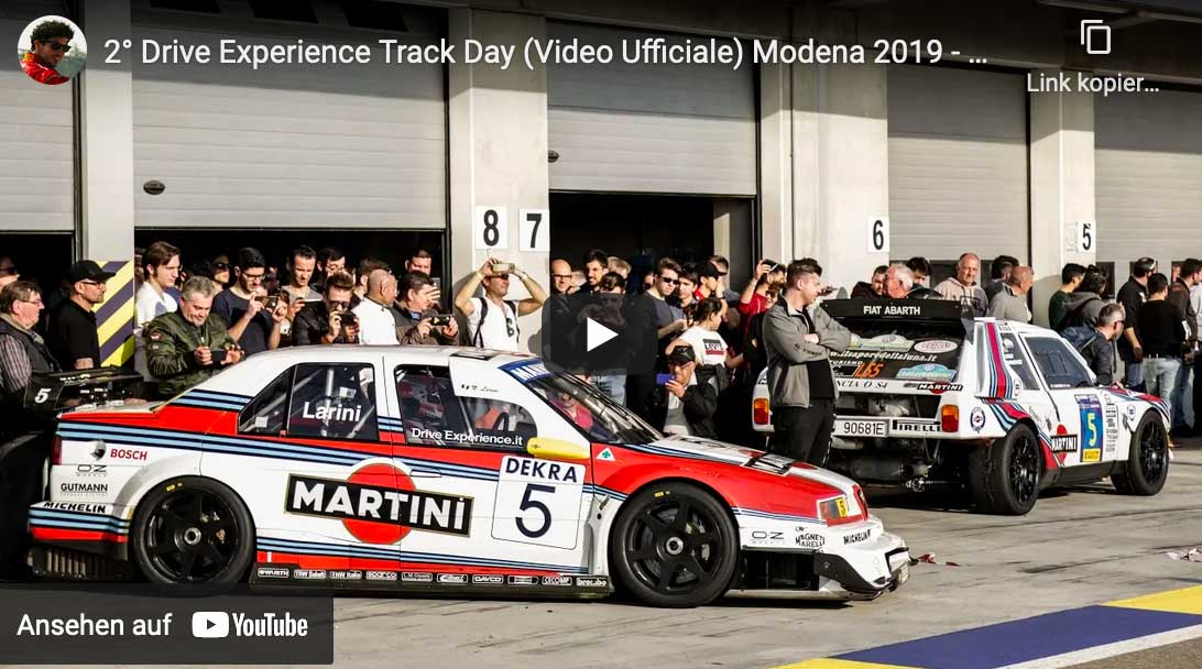 2° Drive Experience Track Day Modena 2019