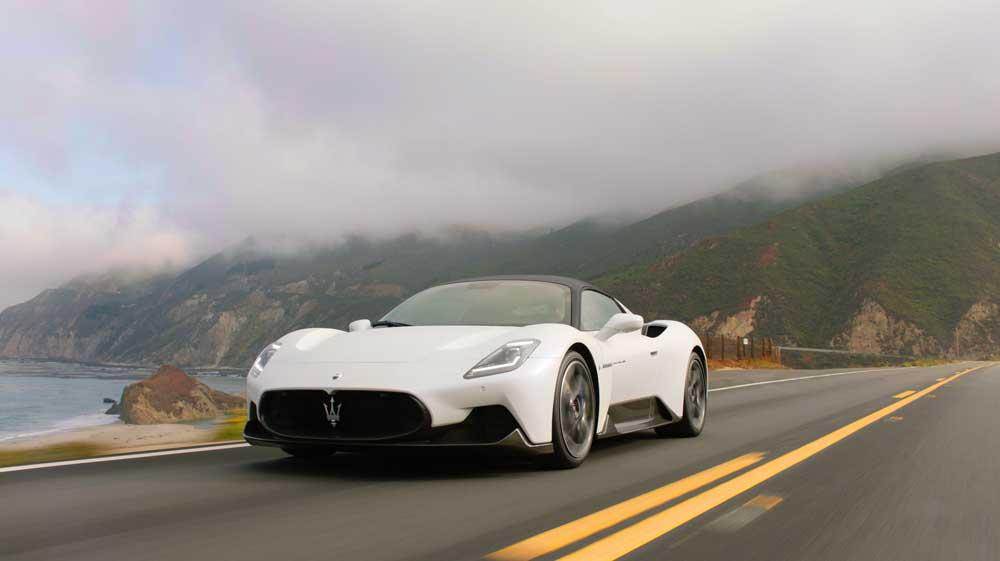 Der MC20 von Maserati feierte sein Debüt