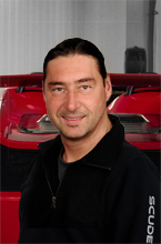 Scuderia GT Geschäftsführer Thomas Gerhofer