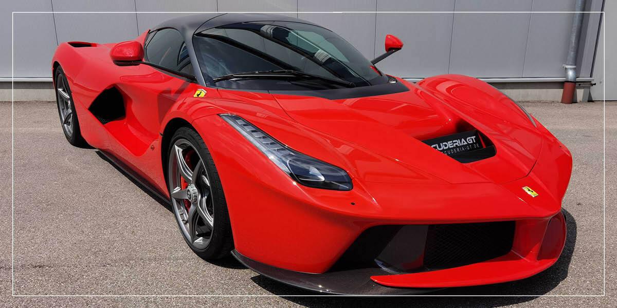 La Ferrari (SOLD)