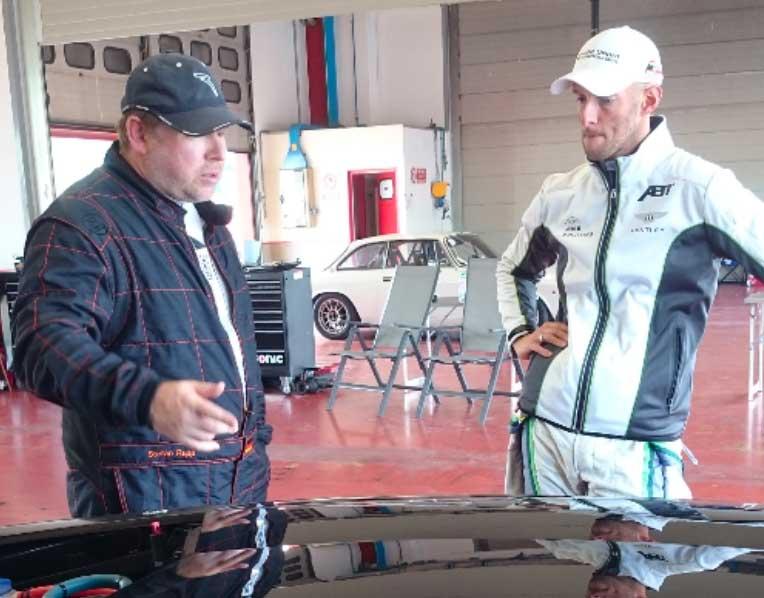 Fahrer-Coach und Profi-Pilot Chris Brück