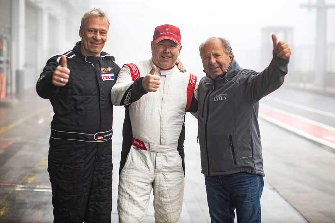 Grandioser Sieg für Stefan Rupp und die Scuderia GT