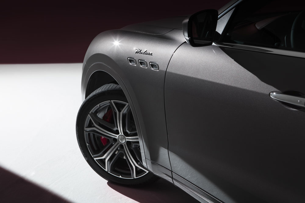New Maserati Levante Modena