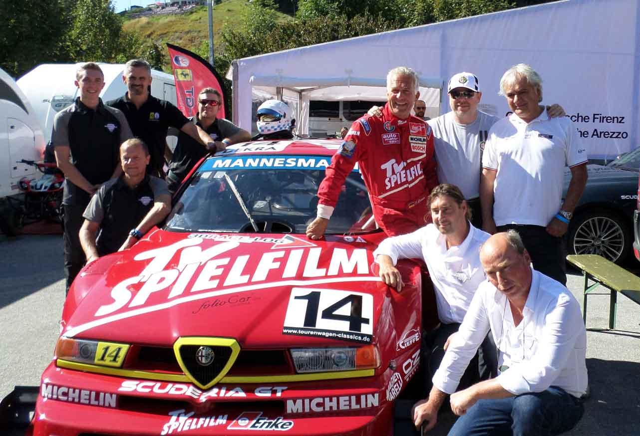Veranstaltungs- und Motorsport-Betreuung durch Scuderia GT