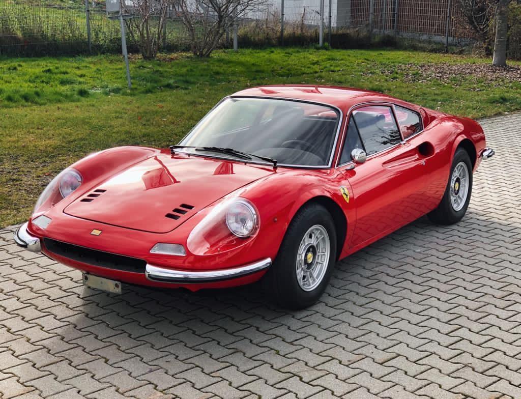 Ferrari 246 (SOLD)
