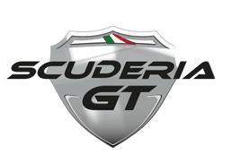 Logo Scuderia GT Ferrari / Maserati Service bei München