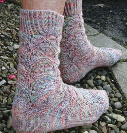 Yolas Socken, noch ohne Namen