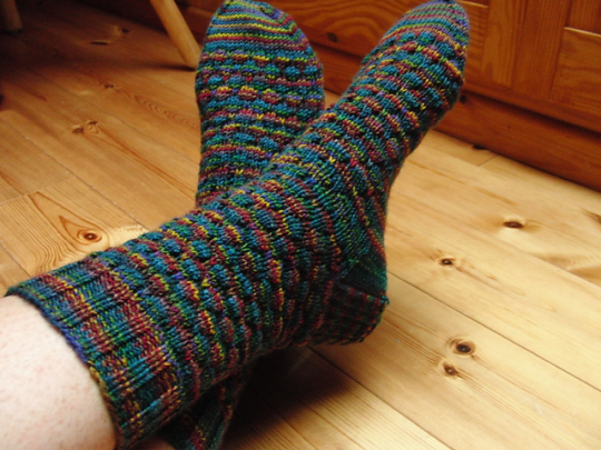 Posh Sock Challenge: 'Any Given Thursday Socks'