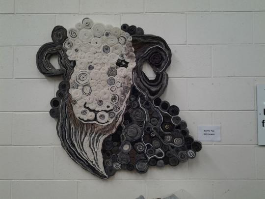 Quillie Tup von Gill Curvan