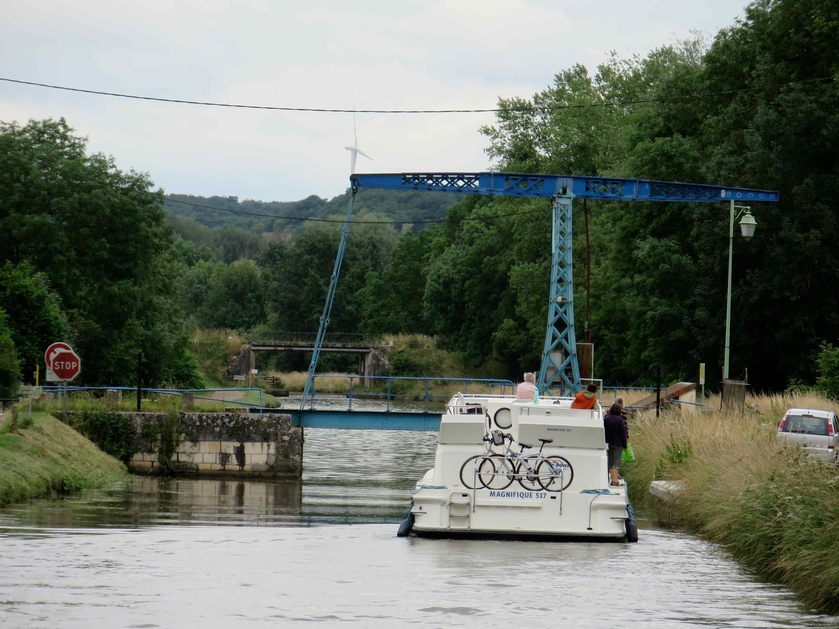 Pont levis de Pousseaux