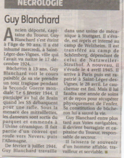 Journal du Centre, 10/07/15