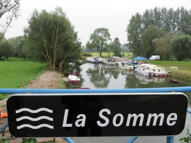 Rendez-vous du Fleuve à Eaucourt-sur-Somme