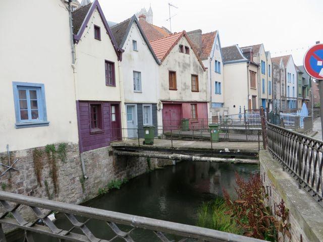 Promenade dans Amiens